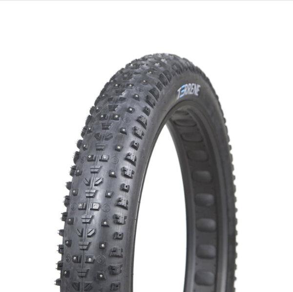 Terrene Cake Eater 27.5 X 4.0 Light Studded Fat BIke Tires