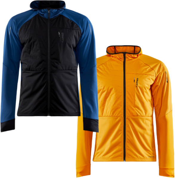 Craft Men's ADV Warm Tech Jacket