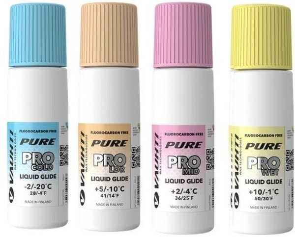 Vauhti Pure Pro Race Liquid Glide Wax 80ml