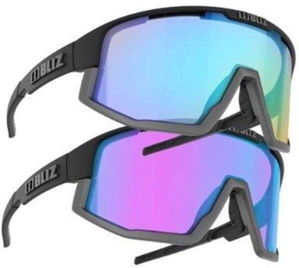 Bliz Optics Vision Nano/Nordic Light Plus Free USST Lifestyle Sunglasses