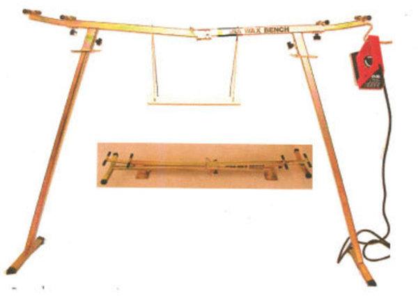 Vasa Wax Bench Tool Tray