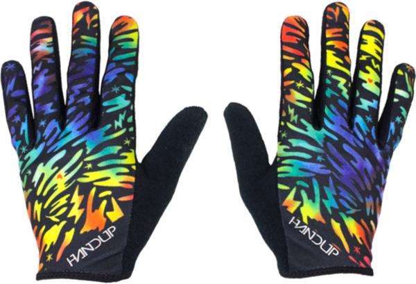 Handup Gloves- Wild Tie Dye