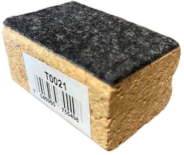 Swix Combi Felt/Cork Polisher