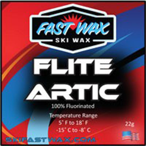 Fast Wax Flite #11 22g Pure Fluoro Bar Arctic
