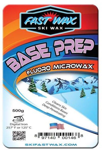 Fast Wax 500gm Fluoro Base Prep