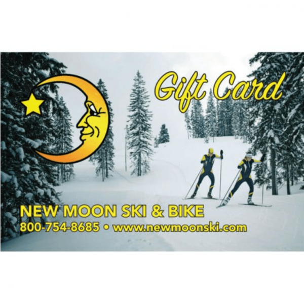 New Moon Gift Card