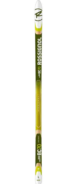 Rossignol BC70 Waxless Classic Ski - Light Backcountry 17/18
