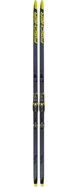 Fischer Twin Skin Carbon Classic Skis IFP 2020