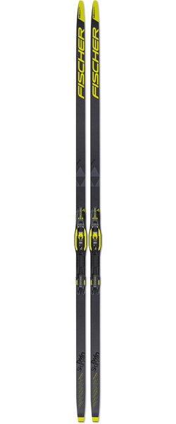 Fischer Twin Skin Race Classic Skis IFP