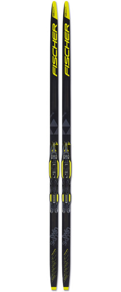Fischer Twin Skin Race Classic Jr Skis IFP - 2020