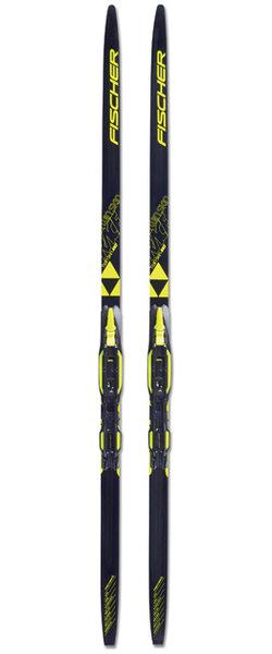Fischer Twin Skin Race Classic Jr Skis IFP