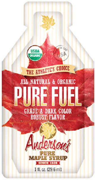 Anderson's PURE FUEL MAPLE SYRUP PAK