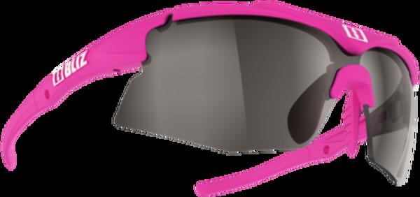Bliz Optics Tempo (Small Face) Neon Pink with Silver Lens