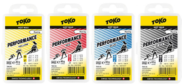 Toko Performance Hot Wax 40gm