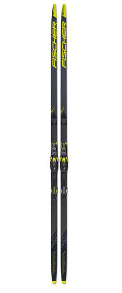 Fischer Twin Skin Carbon Pro Stiff Classic Skis