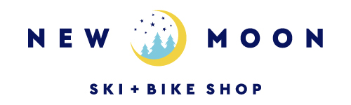 New Moon Ski + Bike Logo