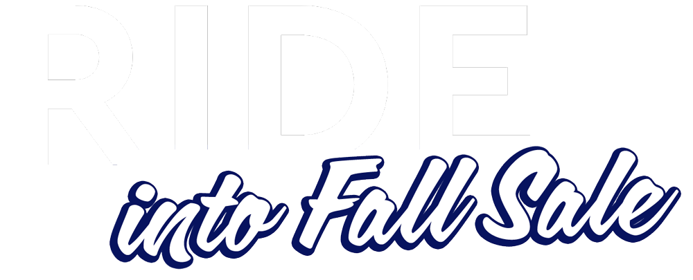 Ride Into Fall Sale