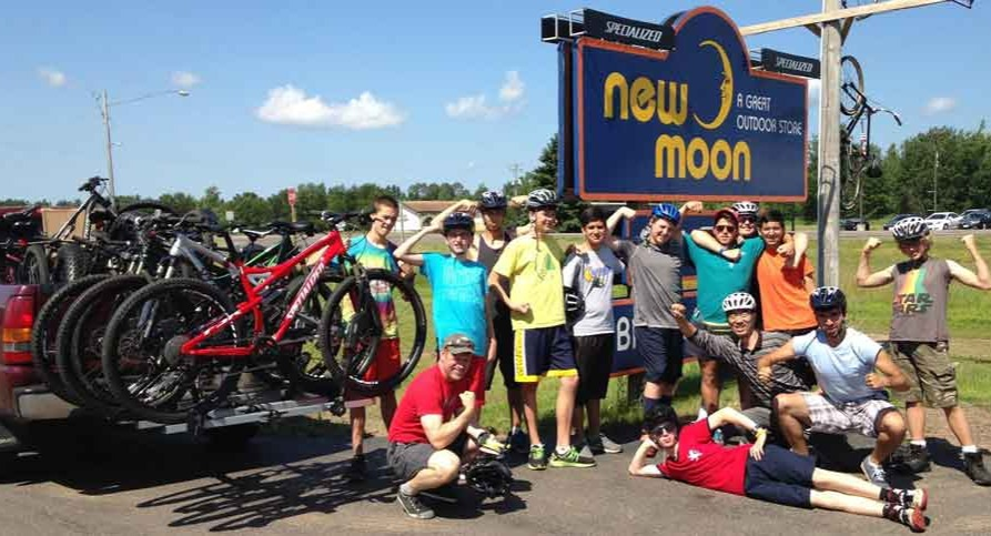 New Moon Bike Rentals