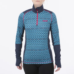 Swix Women's Myrene 1/2 Zip Nordic Sweater