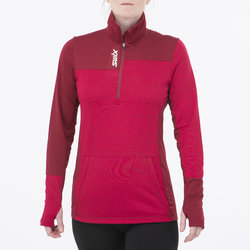 Swix Women's Nybo 1/2 Zip Sweater