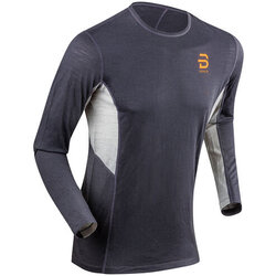 Bjorn Daehlie Men's Training Wool Long Sleeve
