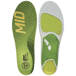 Sidas 3Feet Run Sense Mid Insoles