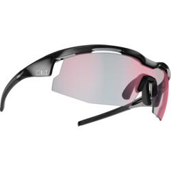 Bliz Optics Active Sprint ULS Shiny Black Photocromatic Sportsglasses