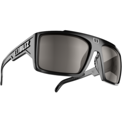 Bliz Optics Nitro Matte Rubber Blk w/Polarized Brn/Sil Cat 3