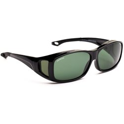Bliz Optics Burton 9 OTG Blk w/polarized Cat3 20%VLT