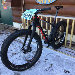 Specialized 2019 S-Works Fatboy Demo - Large