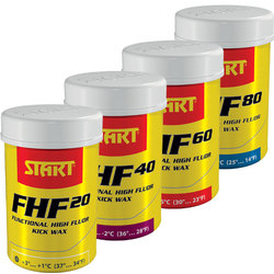 START FHF Fluoro Kick Wax