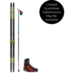 Fischer RCR Citizen Skate Racing Package