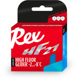 Rex HF 21 Blue Glide Wax 200gm (18F to 28F)