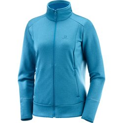 Salomon Women's Discovery Full Zip