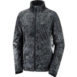 Salomon Agile Warm Jacket - Ebony