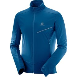 Salomon Men's RS Softshell Jacket - Poseidon