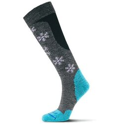 FITS Socks Light Ski OTC - Snowflake
