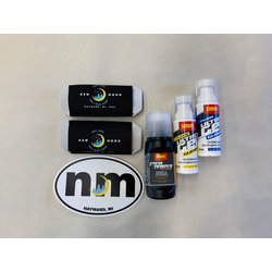 New Moon Start Simple Fluoro Liquid Wax Starter Kit