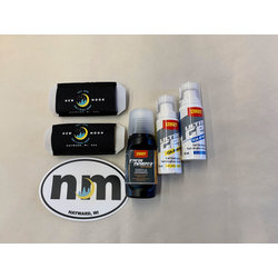 New Moon Start Simple Liquid Wax Starter Kit