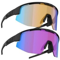Bliz Optics Matrix Nano/Nordic Light Plus Free USST Lifestyle Sunglasses