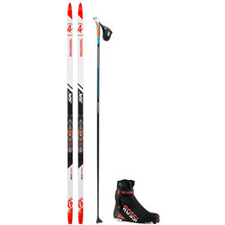 Rossignol Delta Value Skating Package
