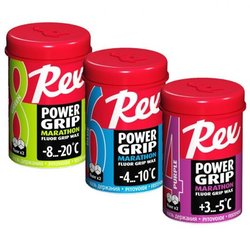 Rex Fluoro Powergrip Wax