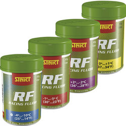 START RF Fluoro Racing Wax