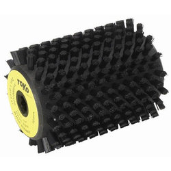 Toko Rotobrush - 10MM Black Soft Nylon