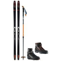 Backcountry Package w/ Rossignol BC 80 Ski