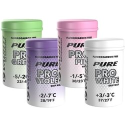 Vauhti Pure Pro Kick Wax 45G
