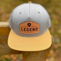 Rossignol Legend Patch Hat Flat Brim