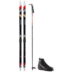 Deluxe Waxless Touring Package With Rossignol XT55