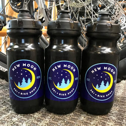New Moon Custom Water Bottle 21oz