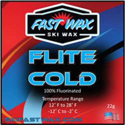 Fast Wax Flite #11 22g Pure Fluoro Powder
